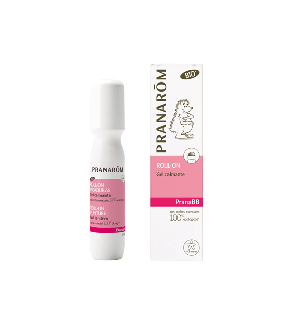 PRANAROM PranaBB Roll-On Gel Calmante 15ml