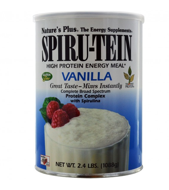 NATURE'S PLUS Spiru-Tein Vainilla 476g