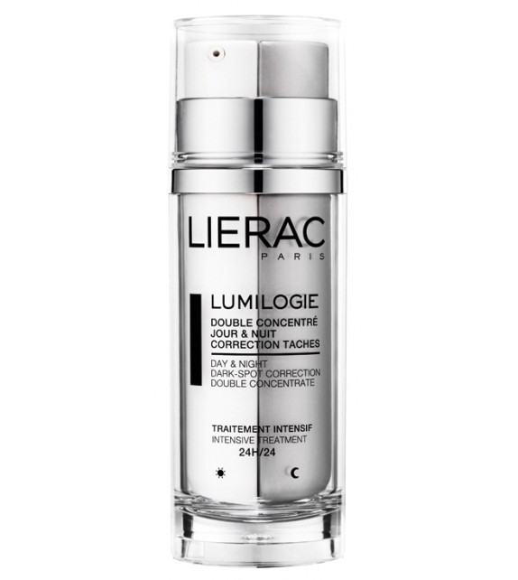 LIERAC LUMILOGIE Antimanchas Intensivo 2x15ml