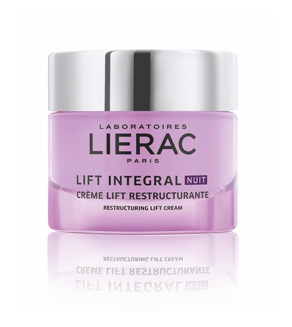 LIERAC LIFT INTEGRAL Crema Noche Lifting Remodelante 50ml