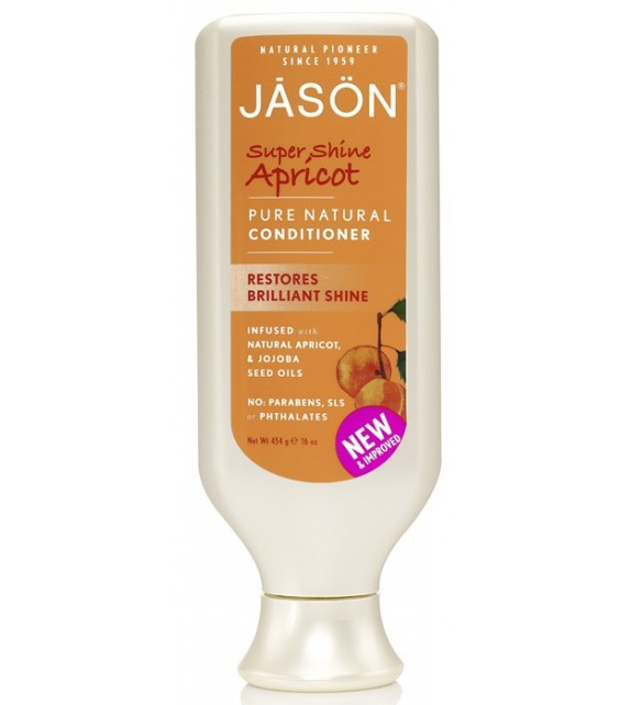 JĀSÖN Acondicionador Albaricoque Brillo Intenso 454ml