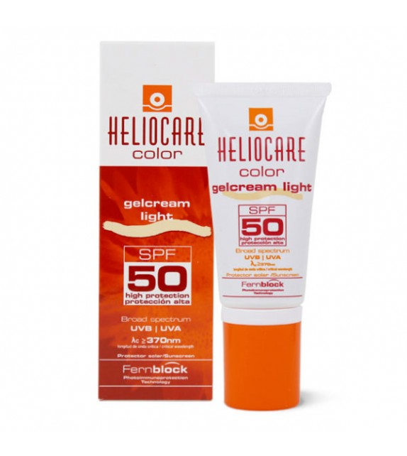 HELIOCARE Color Gelcream Light SPF50 50ml