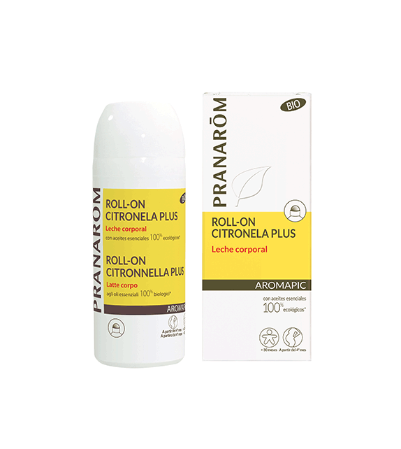 PRANAROM Aromapic Roll-On Antimosquitos 75ml