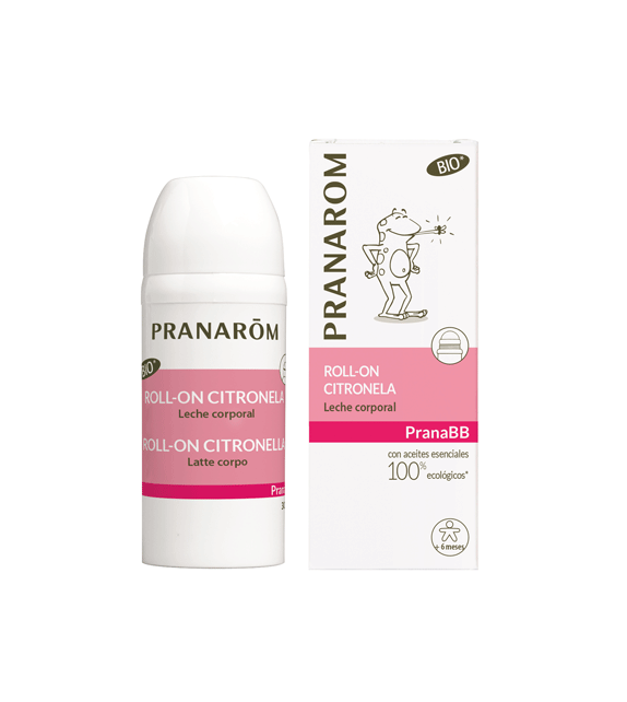 PRANAROM PranaBB Roll-On Citronela 30ml