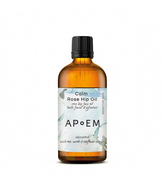 APoEM CALM Rose Hip Oil 100ml