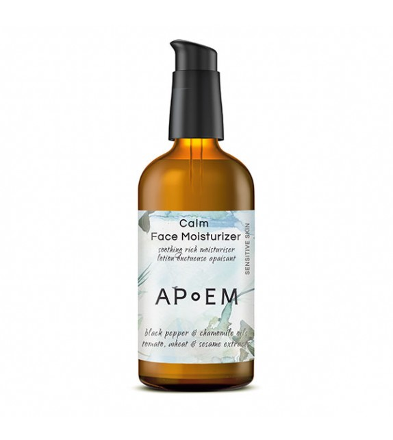 APoEM CALM Face Moisturiser 100ml