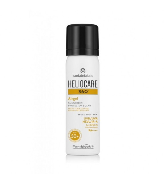 HELIOCARE 360º Airgel SPF50 50ml