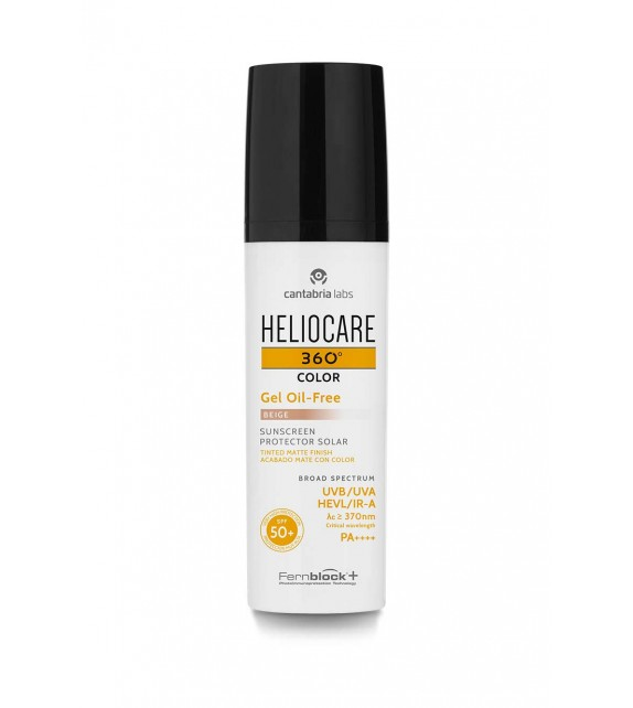 HELIOCARE 360º Color Gel Oil-Free Beige SPF50+ 50ml