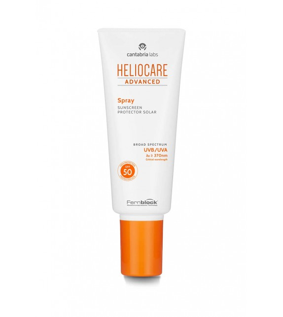 HELIOCARE Advanced Spray SPF50 Cuerpo 200ml