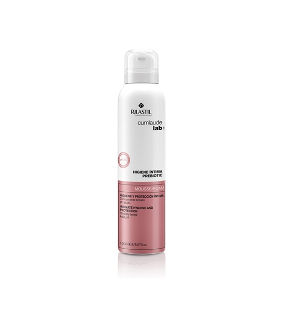 CUMLAUDE LAB Higiene Íntima Prebiotic Mousse 150ml