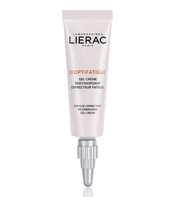 LIERAC DIOPTI DIOPTIFATIGUE Gel-Crema Revitalizante 15ml