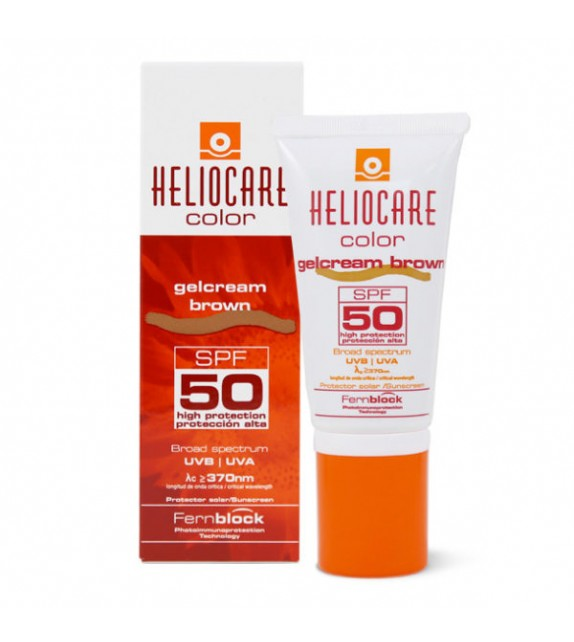 HELIOCARE Color Gelcream Brown SPF50 50ml